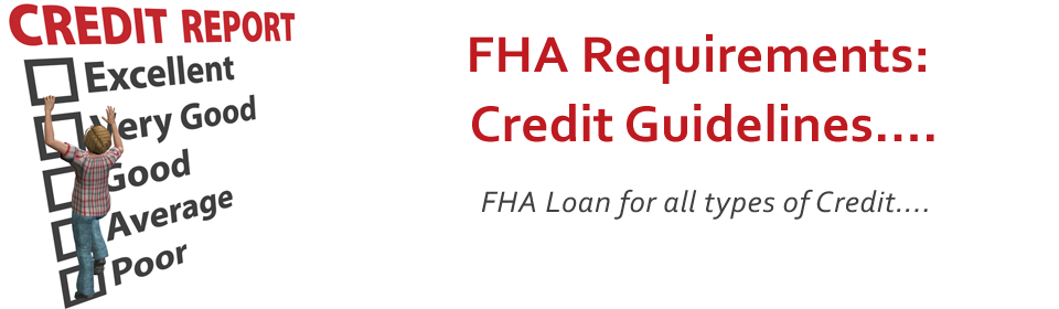 FHA Credit Requirements